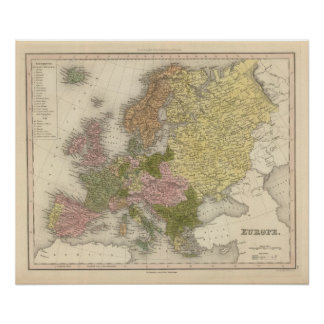 Europa 32 póster