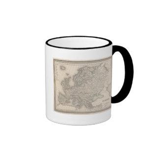 Europa 33 tazas de café