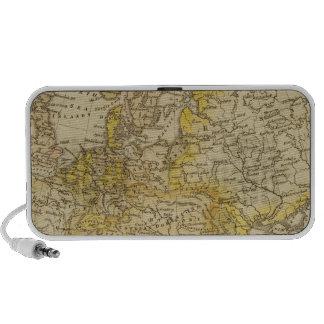 Europa 39 iPod altavoces