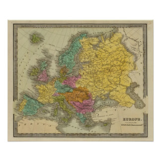 Europa 39 póster