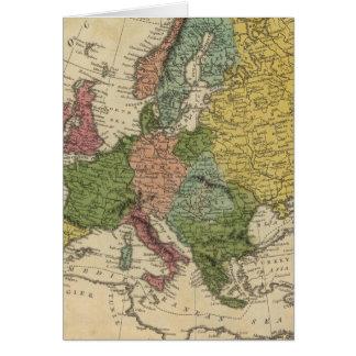 Europa 42 tarjeta