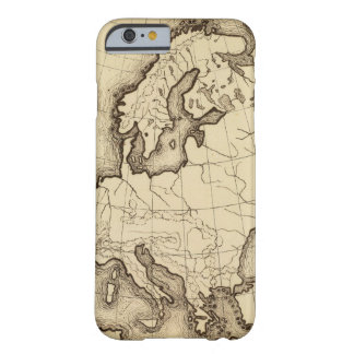 Europa 45 funda para iPhone 6 barely there