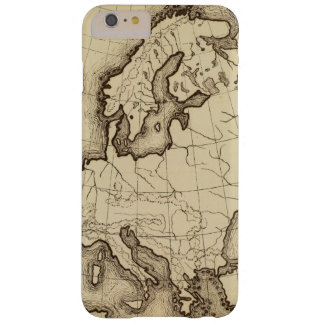 Europa 45 funda para iPhone 6 plus barely there