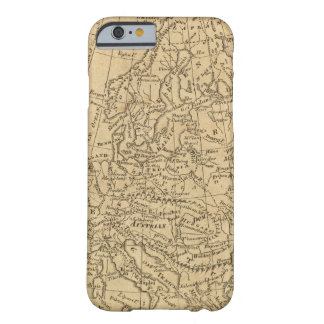 Europa 4 2 funda de iPhone 6 barely there