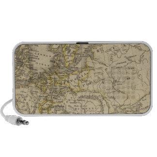 Europa 52 notebook altavoz