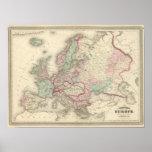 Europa 8 póster