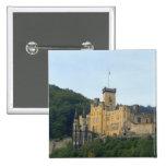 Europa, Alemania, cerca de Coblenza, castillo Schl Pins