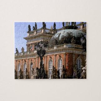 Europa, Alemania, Potsdam. Parc Sanssouci, Neus Puzzle