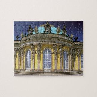 Europa, Alemania, Potsdam. Parque Sanssouci, 2 Puzzle Con Fotos