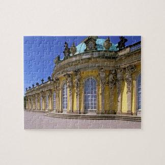 Europa, Alemania, Potsdam. Parque Sanssouci, 3 Puzzle
