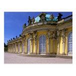 Europa, Alemania, Potsdam. Parque Sanssouci, 3 Postal