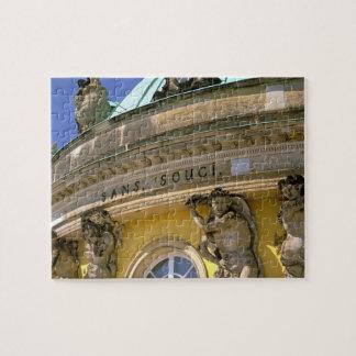 Europa, Alemania, Potsdam. Parque Sanssouci, Puzzle