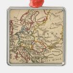 Europa antigua ornamentos de reyes