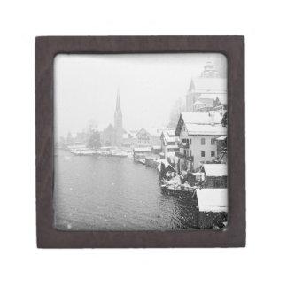 Europa, Austria, Hallstat. Opinión de la ciudad en Caja De Regalo De Calidad