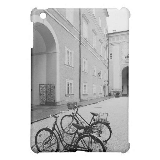 Europa, Austria, Salzburg. Bicicletas en