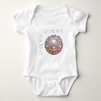 Europa ! baby bodysuit
