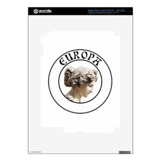 Europa: Be Proud to Show you Euro Roots! iPad 3 Skin