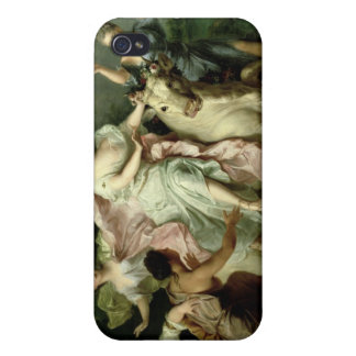 Europa Being Carried off by Jupiter Cover For iPhone 4