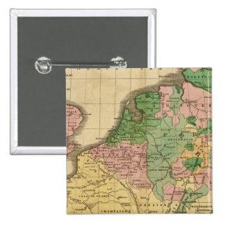 Europa Central 2 Pin Cuadrado