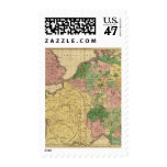 Europa Central 2 Timbres Postales