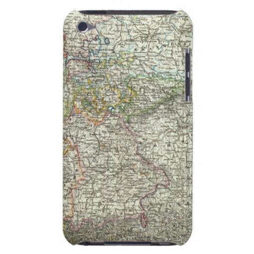 Europa Central, Alemania, Polonia Funda Para iPod