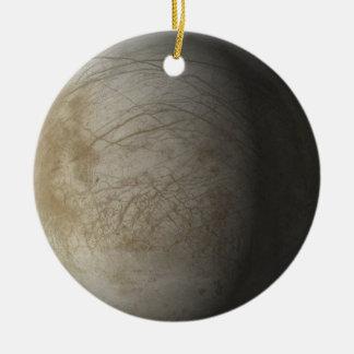 Europa Ceramic Ornament