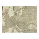 Europa compuesta 2 postal