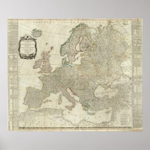 Europa compuesta 2 posters