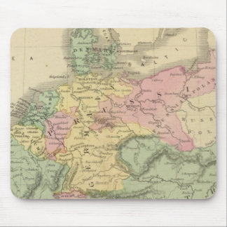 Europa continental tapetes de raton