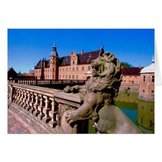 Europa, Dinamarca, Copenhague aka Kobenhaven), Tarjeta De Felicitación
