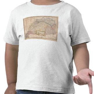 Europa, Eslovaquia, Hungría Camiseta