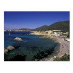 Europa, España, Balearics, Ibiza, Cala de Tarjetas Postales