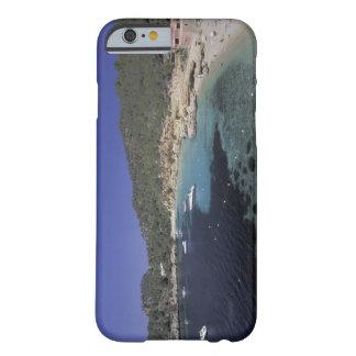 Europa, España, Balearics, Ibiza, Cala Salada. Funda De iPhone 6 Barely There