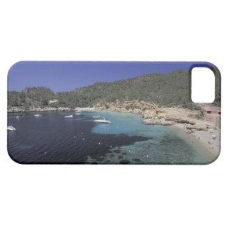 Europa, España, Balearics, Ibiza, Cala Salada. iPhone 5 Protector