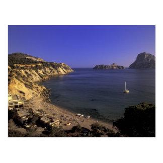 Europa, España, Balearics, Ibiza, d'Hort de Cala Tarjeta Postal