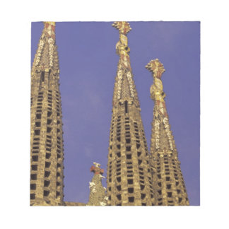Europa, España, Barcelona Sagrada Familia Blocs