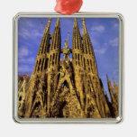 Europa, España, Barcelona, Sagrada Familia Ornamento De Reyes Magos