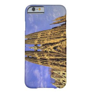 Europa, España, Barcelona, Sagrada Familia Funda Barely There iPhone 6