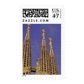 Europa, España, Barcelona Sagrada Familia Sellos Postales
