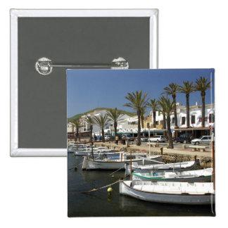Europa, España, Minorca (aka Menorca). Pesca Pin