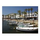 Europa, España, Minorca (aka Menorca). Pesca Tarjetas Postales