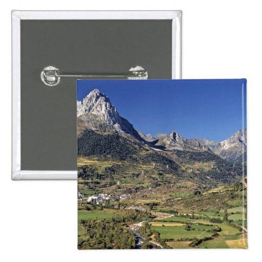 Europa, España, Sallent de Gallego. Un pequeño Pin