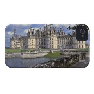 Europa, Francia, Chambord. Castillo francés Case-Mate iPhone 4 Fundas