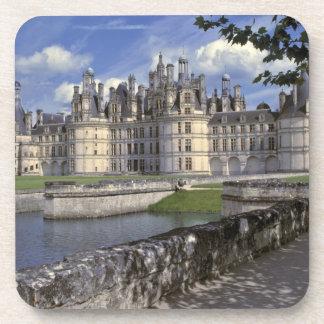 Europa, Francia, Chambord. Castillo francés impone Posavaso
