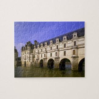 Europa, Francia, el valle del Loira. Castillo fran Puzzle Con Fotos