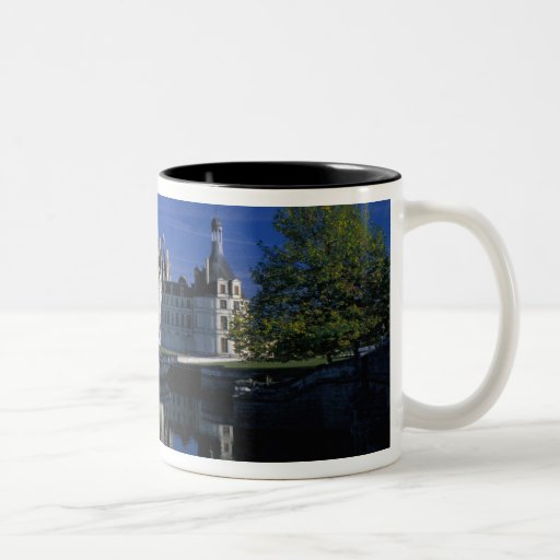 Europa, Francia, el valle del Loira. Castillo fran Tazas De Café