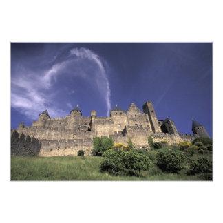 Europa, Francia, Languedoc; Aude; Carcasona, Fotografías
