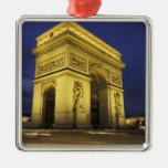 Europa, Francia, París. Arco del Triunfo Adornos