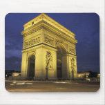 Europa, Francia, París. Arco del Triunfo Tapete De Raton