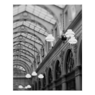 Europa, Francia, París. Interior, Galerie Impresiones